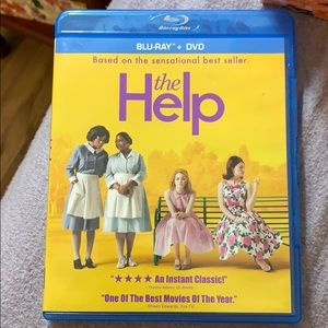 The Help Blue-Ray + DVD